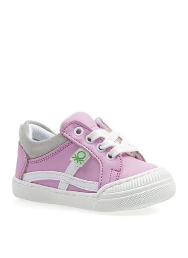 Benetton Yürüyüş Ayakkabısı Pembe